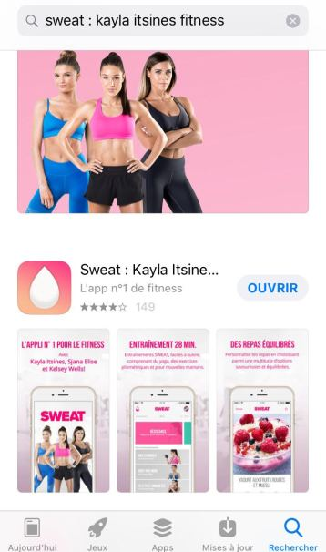 sweatpresentation