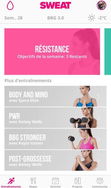 sweatprogrammes